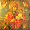 намістна ікона Божої Матері, tm-a2-285fcp
