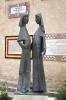 скульптура ''Зустріч Марії та Єдизавети'', img_2885fc