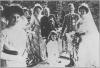 Імператор Франц-Йосиф та ерцгерцог Карл у родинному колі