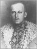 Поштова листівка з світлини ерцгерцога Вільгельма Габсбурга (Василя Вишиваного), 1914-1915 pp.