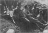 Українські Січові Стрільці в окопах на горі Маківка, 18 березня 1915 р.