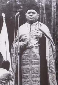 Отець Методій Андрущенко, перший священик Української Церкви у Києві