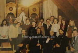 Візитація святішого патріарха Мстислава 1991 р.