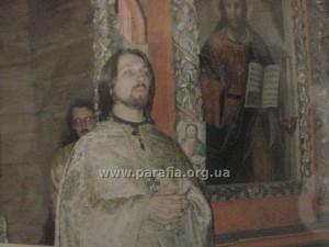 О. Юрій Бойко - другий настоятель парафії 1991 р.