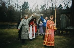 Винос Плащаниці 1993 р.
