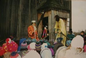 Вистава на свято Св.Миколая