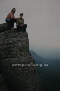 Проща до печерних монастирів Крима, Димерджі 1996 р.