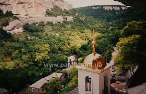 Успенський монастир Бахчисарай.