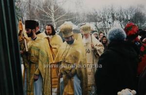 Візитація святішого патріарха Філарета 2002 р.