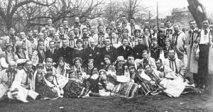 Українська Республіканська Капела в Станіславі (Івано-Франківськ). 1919рік