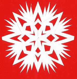 Витинанка в україні різдвяні свята