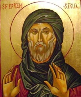 Преподобний Єфрем Сирин