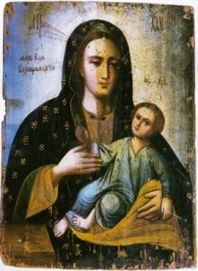 Козельщанська чудотворна ікона Божої Матері
