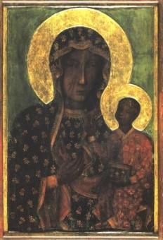 Белзька (Ченстоховська) чудотворна ікона Божої Матері