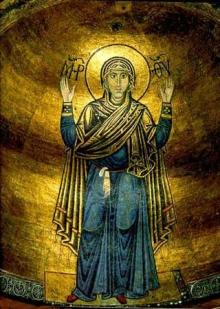 "Ікона Божої Матері ""Нерушима Стіна"""