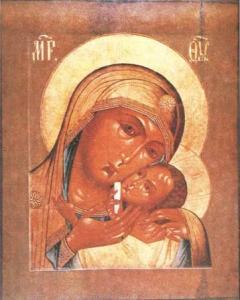 Касперська ікона Божої Матері