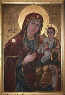 Нанківська ікона Божої Матері