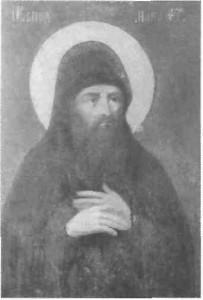 Преподобний Макарій, посник Печерський