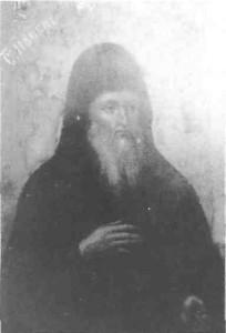 Преподобний Євфимій, схимник Печерський