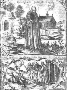Преподобний Лаврентій, затворник Печерський