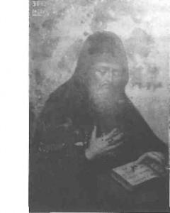 Преподобний Зинон, посник Печерський