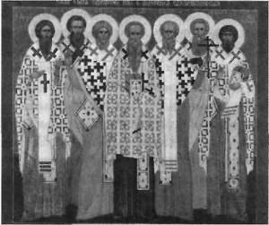 Священномученики, що в Херсонесі єпископствували