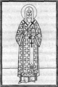 Святитель Феогност, митрополит Київський і всієї Руси