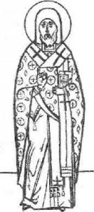Святитель Нифонт, єпископ Новгородський