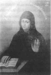 Преподобна Єфросинія, ігуменя Полоцька
