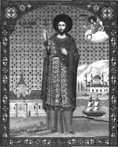 Великомученик Іоан Новий, Сочавський
