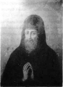 Преподобний Силуан, схимник Печерський