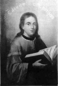 Преподобний Леонтій, канонарх Печерський