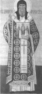 Святитель Діонисій, архієпископ Суздальський