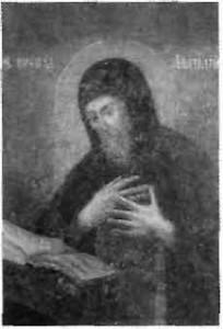 Преподобний Анатолій, затворник у Ближніх печерах