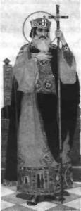 Рівноапостольний великий князь Володимир