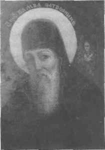 Преподобний Памва, затворник Печерський