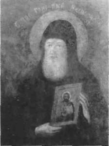 Преподобний Григорій, іконописець Печерський