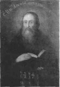 Преподобний Аліпій, іконописець Печерський