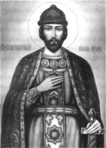 Благовірний великий князь Ігорь Чернігівський та Київський
