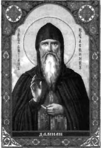 Преподобний Даміан Печерський