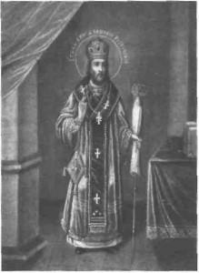 Святитель Димитрій, митрополит Ростовський