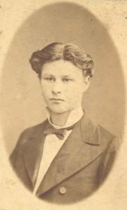 Георгій (Юрій) Мрочковський. Середина 1880-х років. Київ.