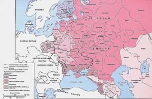 Карта російської імперії, XXI в.