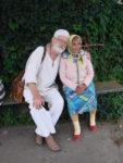 У Пирогові, з Єфросинією Федотівною
