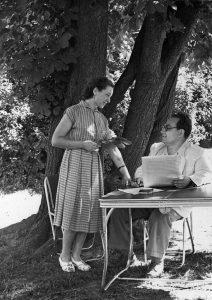 М. Дремлюга з дружиною